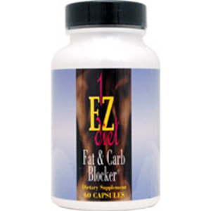 지방과 탄수화물을 동시차단Maximum International 1-EZ Fat & Carb Blocker -- 60 Capsules